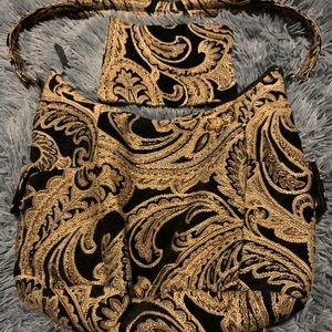 New Clara Beau Paisley Shoulder bag